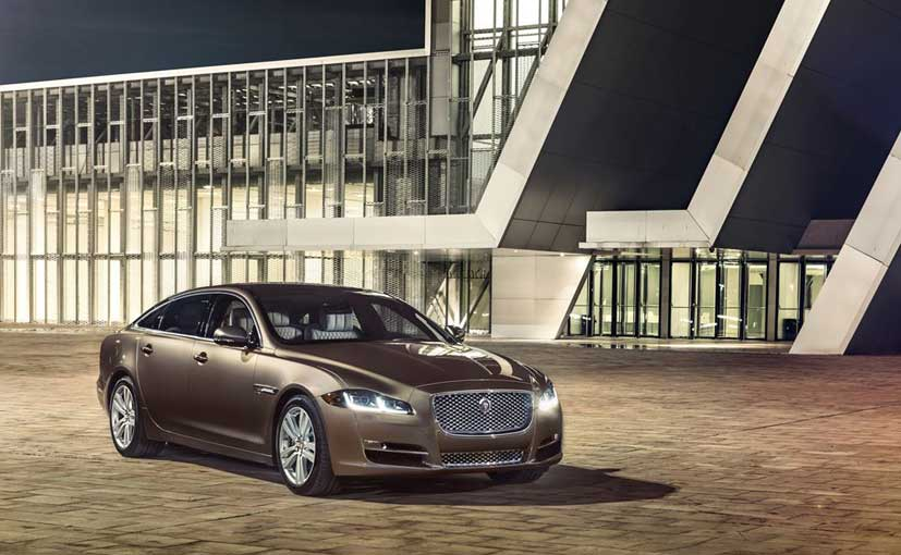 2016 Jaguar XJ Launched in India Priced at Rs  98 03 Lakh