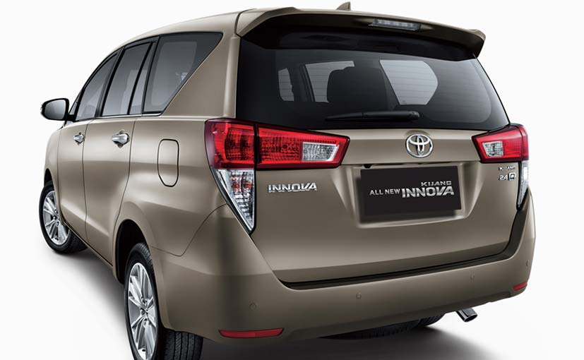 2016 Toyota Innova To Be Called Innova Crysta In India