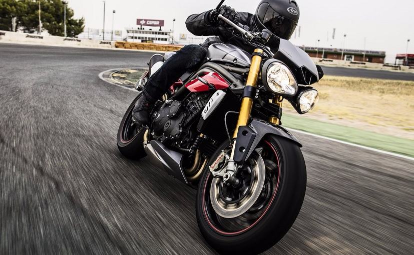 Triumph Announces Prices And Specs Of The 2016 Speed