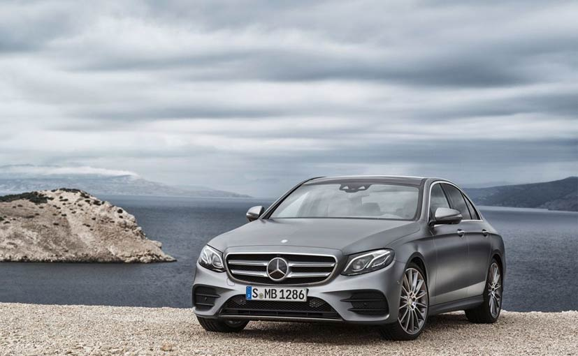 2017 Mercedes-Benz E-Class Revealed