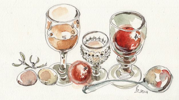 3 Holiday Cocktails To Warm Your Body And Soul