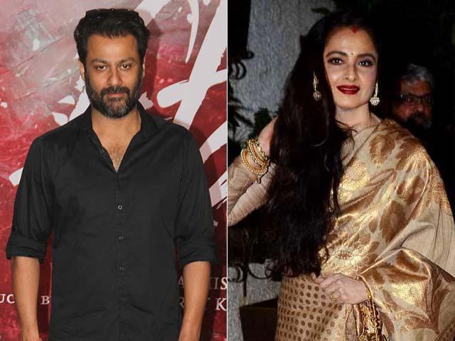 Abhishek Kapoor Explains Why Rekha Walked Out of Fitoor