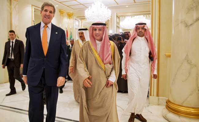 John Kerry In Riyadh To Reassure Allies Over Iran