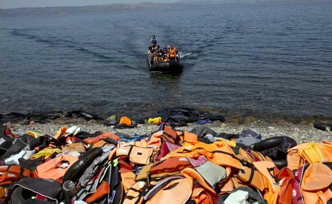 तुर्की ने बरामद किए एजियन सागर में डूबे 36 शरणार्थियों के शव