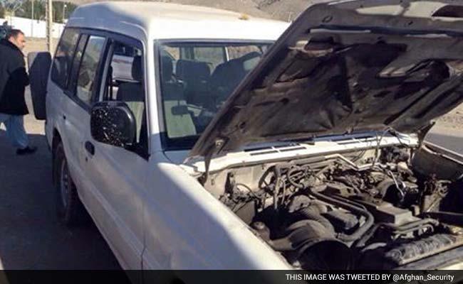अफगानिस्तान के हेरात में भारतीय वाणिज्य दूतावास के बाहर विस्फोटकों से लदी कार बरामद