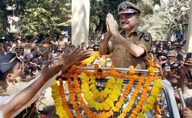 Dattatray Padsalgikar Replaces Ahmed Javed As New Mumbai Police Commissioner