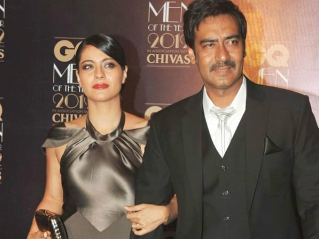 Here's What Kajol Tweeted About Ajay Devgn's Padma Shri