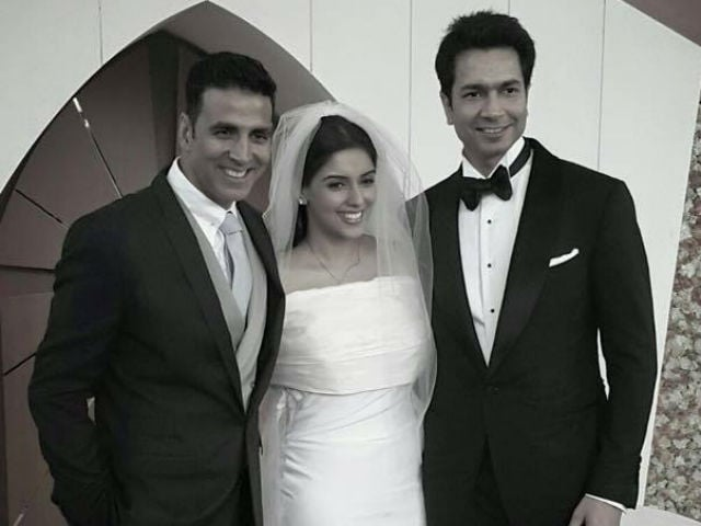 Akshay Kumar, Best Man at Asin's Wedding, Says he Was From 'Both Sides'