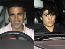 What Akshay Kumar's Son Said After Watching <i>Airlift</i>