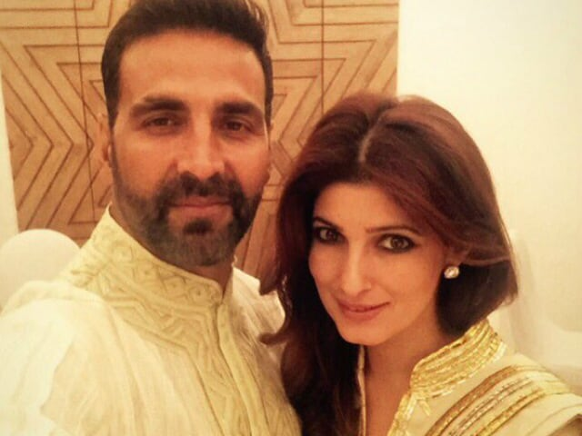 It's Akshay-Twinkle's Anniversary. How They Wished Each Other on Twitter