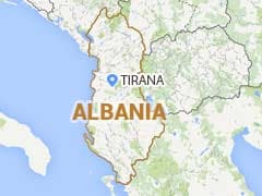 1 Dead, 11 Injured In Bus On Fire In Albania