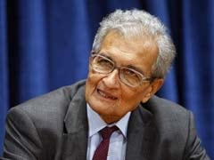"""Not Proud As An Indian..."": Amartya Sen's Critique On Kashmir Move"