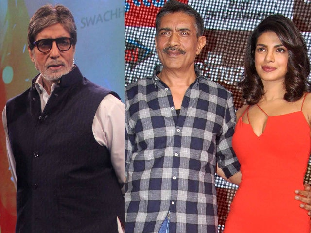 Priyanka, Big B 'Incredible' Choice to Represent India, Says Prakash Jha