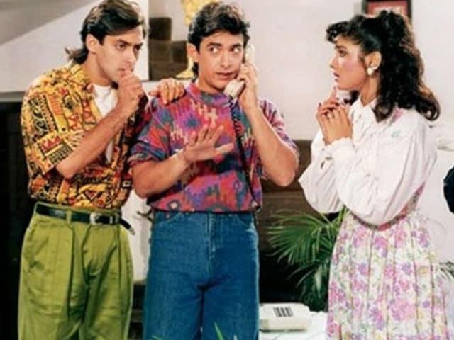 Raveena Tandon 'Would be Happy' If Andaaz Apna Apna is Remade Like This
