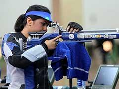 अपूर्वी चंदेला ने एक और गोल्ड मेडल पर 'निशाना' साधा, बनीं सर्वश्रेष्ठ शूटर