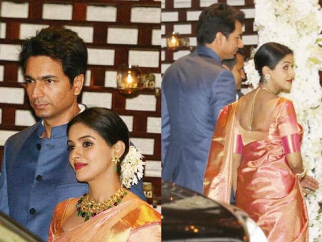 Asin, Rahul Sharma's Double Wedding in Delhi. Click Here For Details