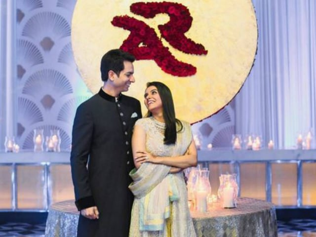 Inside Asin and Rahul Sharma's Mumbai Reception. See Pics Here