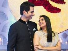 Inside Asin and Rahul Sharma's Mumbai Reception. See Pics Here