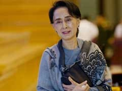 Myanmar's Suu Kyi To Control Government As Party Head: Party Spokesman