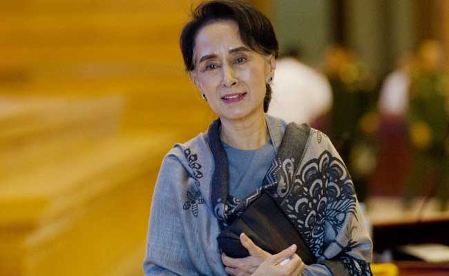 Aung San Suu Kyi's Party Wins Half Of The Seats In Myanmar By-Elections