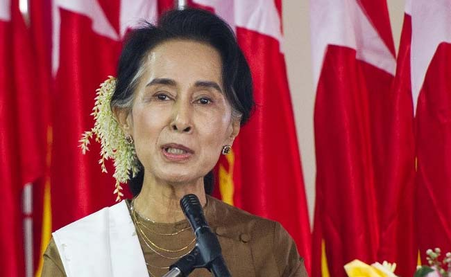 Aung San Suu Kyi's Victorious Party To Join Parliament On February 1