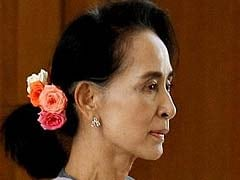 Myanmar's Aung San Suu Kyi, Ethnic Armed Groups Gather For Peace Talks
