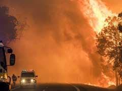 Climate Change Fuels Bushfire Risk As Australia Heats Up
