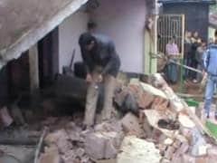 बीरभूम : एक घर में हुए बम विस्फोट में दो लोगों की मौत