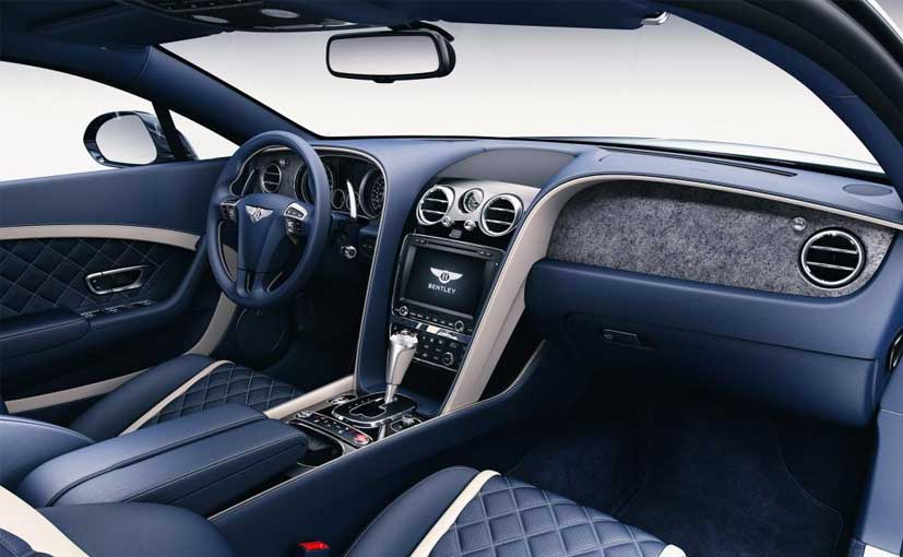 Bentley to Offer 'Stone' Trim; Materials Sourced From India