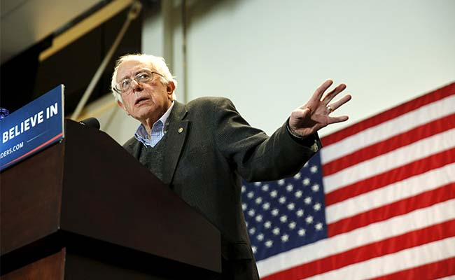 Barack Obama Met With Democratic Presidential Candidate Sanders: White House