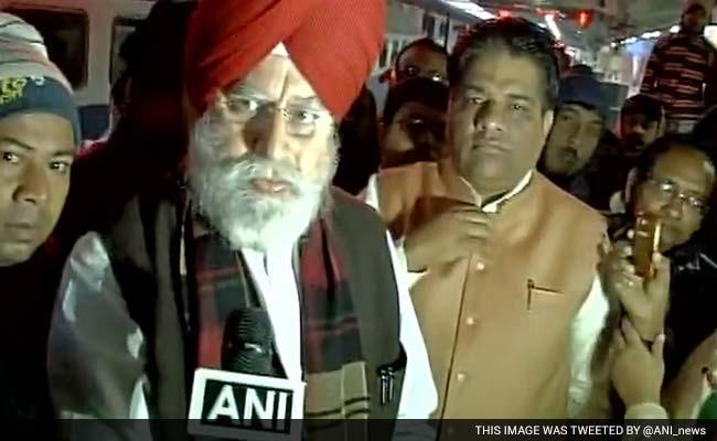 हिंसा प्रभावित कालियाचक जाने की BJP सांसदों को नहीं मिली अनुमति, TMC ने की आलोचना
