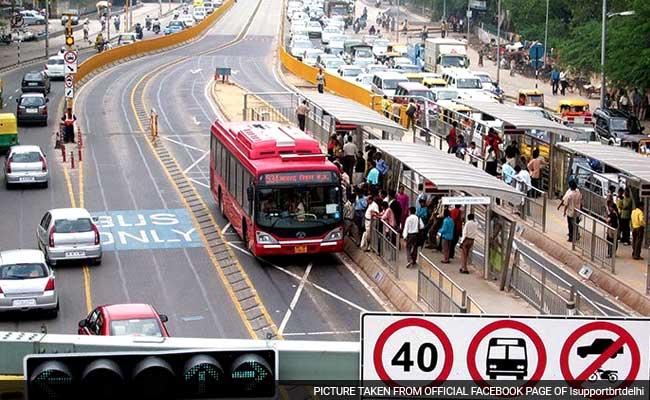 दिल्ली की बीआरटी खत्म करने के बाद फिर अरविंद केजरीवाल सरकार की नए बीआरटी कॉरिडोर बनाने की योजना
