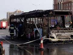 China Bus Arson Suspect Threatened Violence: Reports