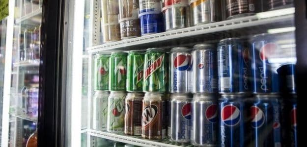 Studies Find Reducing Sugary Drinks Cuts Calories, But only a Few