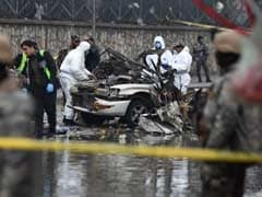 Powerful Car Bomb Attack Near Kabul Airport