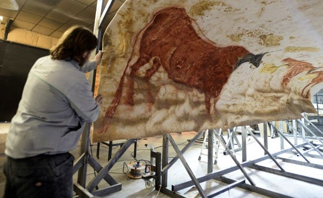 French Artists Finish Replica Of 'Magical' Cave Paintings