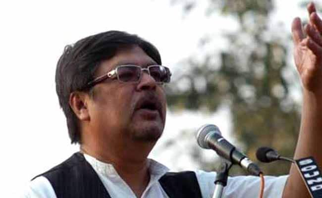Chandan Mitra, Former BJP Lawmaker, Joins Trinamool At Mega Kolkata Rally