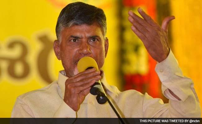 Andhra Pradesh To Set Up Broadband Grid: Chandrababu Naidu