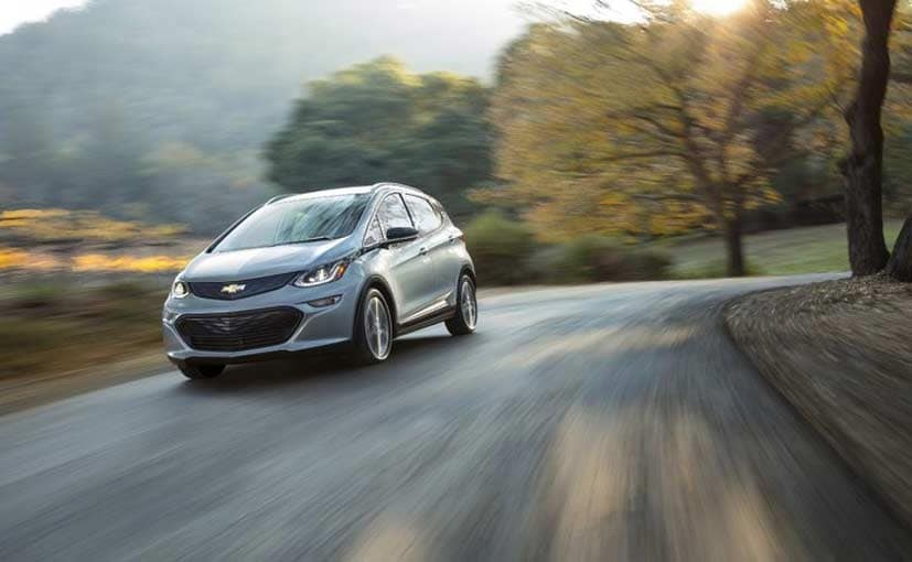 2016 Detroit Motor Show: Chevrolet Bolt's Specifications Revealed