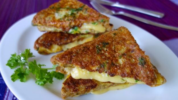 chilli cheese toast