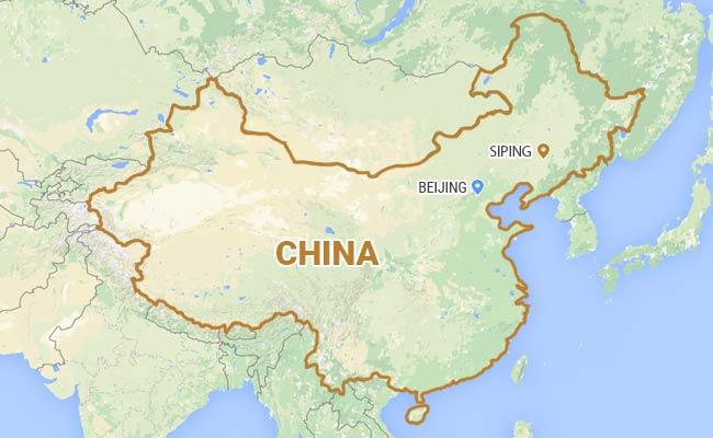 चीन में भूस्खलन से टीला ढहा, छह लोगों की मौत