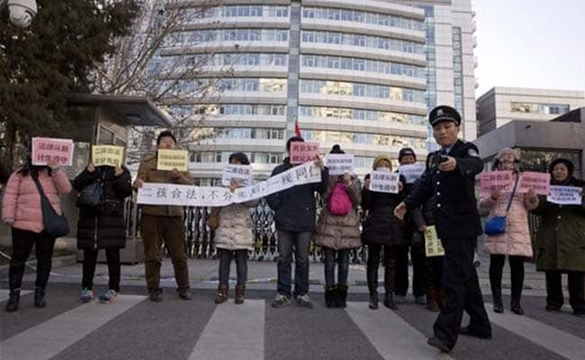 Chinese Parents Protest To Get 2nd Children Registered
