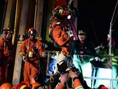 4 Miners Rescued In China After Being Trapped Underground For 36 Days
