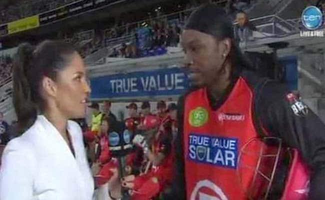 कैरीबियाई क्रिकेटर क्रिस गेल पर 'ग्लोबल प्रतिबंध' के पक्ष में इयान चैपल