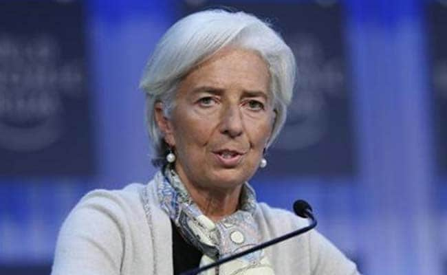 IMF Chief Cites Indian Examples Of Tech Helping Women