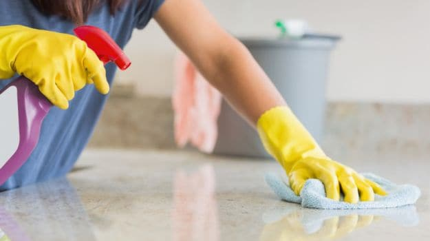 Naturally Disinfect Your Home