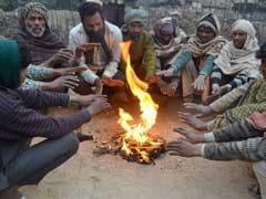 Four Die As Cold Wave Grips Uttar Pradesh
