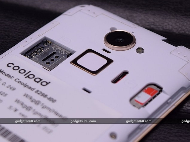 Coolpad Note 3 lite sim ndtv
