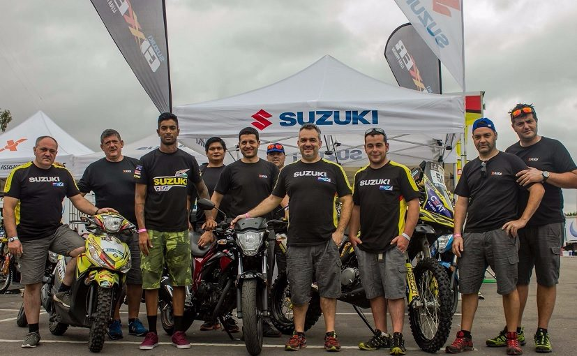 Dakar 2016: CS Santosh Moves to 97th Rank After Stage 2