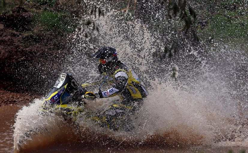 Dakar 2016: India's CS Santosh Out After Stage 4 Due to Technical Issues